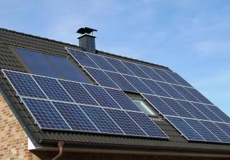 Ökostrom aus Erneuerbaren Energien.