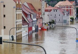 Hochwasser und Überschwemmungen werden immer häufiger.
