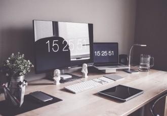 Strom sparen mit der richtigen Technik im Home-Office